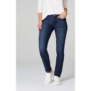 J. Jill NWOT Stretch Slim Leg Jeans Size 10